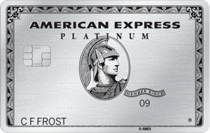 AMEX platinum card art