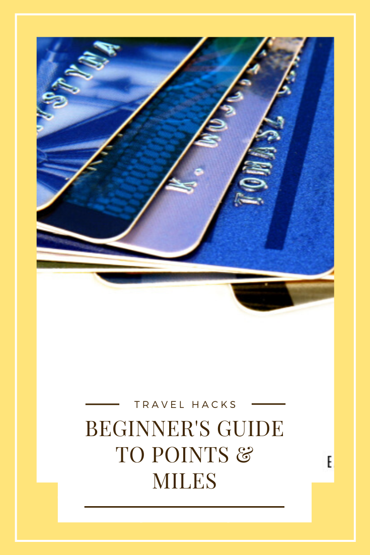 This beginner's guide to credit card points will give you all the information you will need to travel the world for FREE using points and miles. These tips will show you how to use your credit card points for free travel. #howtousecreditcardpoints #creditcardpointshacks #creditcardpointsfortravel #beginnersguidetocreditcardpoints #travelwithcreditcardpoints