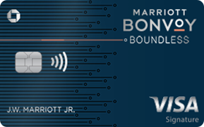 Chase Marriott Bonvoy Boundless