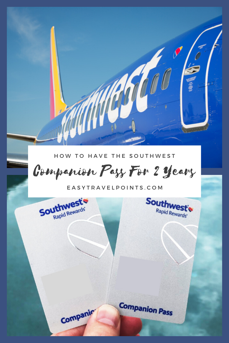 The Southwest companion pass is one of the greatest travel perks around. The pass allows you to let someone fly with you for free on any flight you take. Here is everything you need to know plus how to have it for almost 2 YEARS! #southwestcompanionpass #howtoearnthesouthwestcompanionpass #travelhack #howtogetfreeflights #freetravel