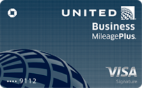Chase United Business Card art