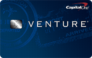 Capital One Venture credit card art