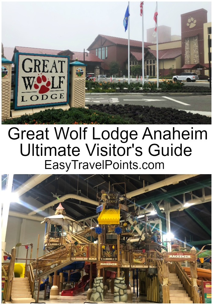 Great Wolf Lodge Anaheim is great place for a family vacation.  Here's everything you need to know to make your visit there memorable and fun! A full unbiased review of the hotel, water park and other amenities. #greatwolflodgeanaheim #greatwolflodgeanaheimreview #greatwolflodgetips #greatwolflodgevacationplanning #greatwolflodgefamilyvacation