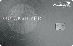 capital one quicksilver card art