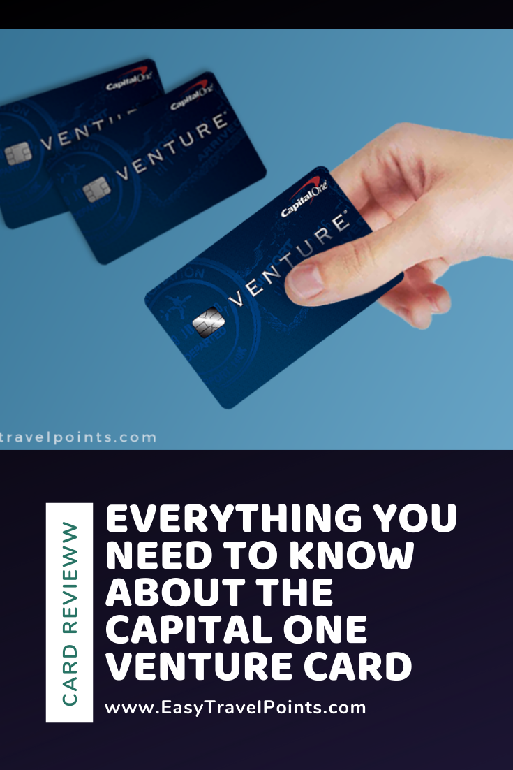 The Capital One Venture card is one of the best travel rewards credit cards. It's easy for everyone to earn and use their miles for free travel! #capitaloneventurecard #howtouseventurerewardpoints #travelhackscapitaloneventure #bestwaystousecapitaloneventurepoints #capitaloneventurecreditcardreview