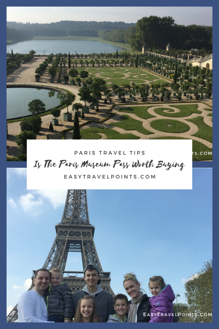 The Paris Museum Pass is a great way to save both time and money when you visit Paris. This guide will help you decide if it's worth it for your to buy on your next trip. #parismuseumpass #paristraveltips #paristravelguide #thingstodoinparis #howtosavemoneyinparis