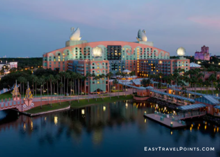 Disney World Swan Resort