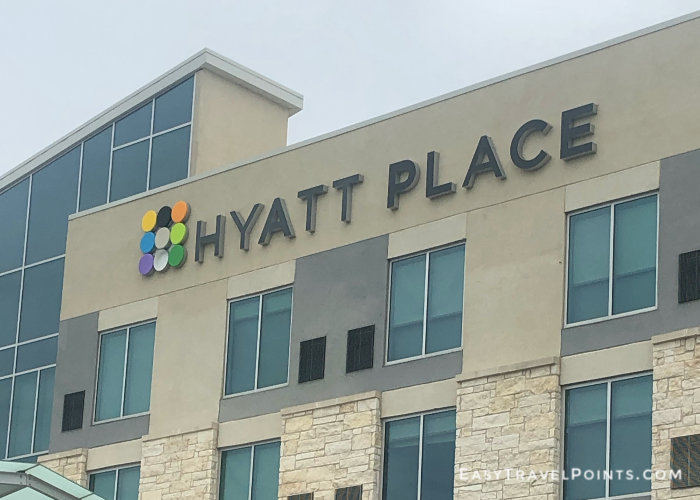 Hyatt Hotels is a great way to redeem ultimate rewards