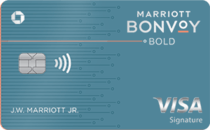 Marriott Bonvoy Bold credit card art