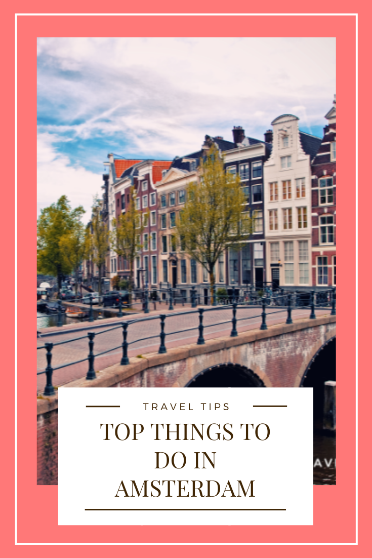 Amsterdam is one of the best cities in Europe to visit.  With so many unique things about the city, here are the best things to do the next time you visit Amsterdam as well as some travel tips that will make getting there even easier! #topthingstodoamsterdam #bestthingstodoamsterdam #amsterdamtraveltips #thingstodoinamsterdam #amsterdamtravel