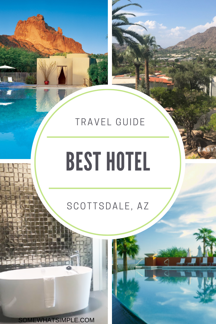 The Sanctuary Camelback Mountain resort is a relaxing escape in a desert oasis. With beautiful rooms and outstanding amenities, staying at the Sanctuary should be on everyone's list when traveling to Phoenix. #sanctuaryhotel #besthotelphoenix #scottsdalearizonahotels #luxuryscottsdalehotel #topphoenixhotel