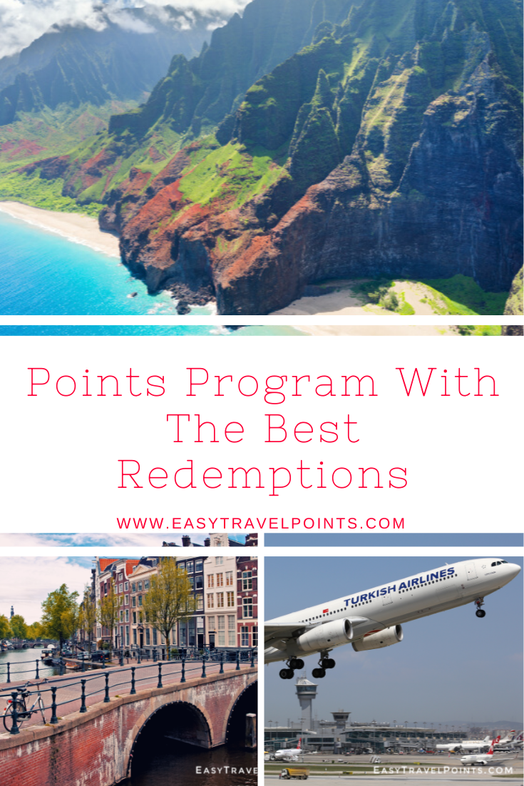 Recently I discovered the Turkish Airlines Miles & Smiles program and thought I was dreaming. The program has several great ways to redeem the miles and they're fairly easy to earn. How is it possible that I've never known about this program sooner?! #howtoflytohawaiiusingpoints #besttraveltips #cheapawardtravel #howtoredeempoints #turkishairlinesmilesandsmiles