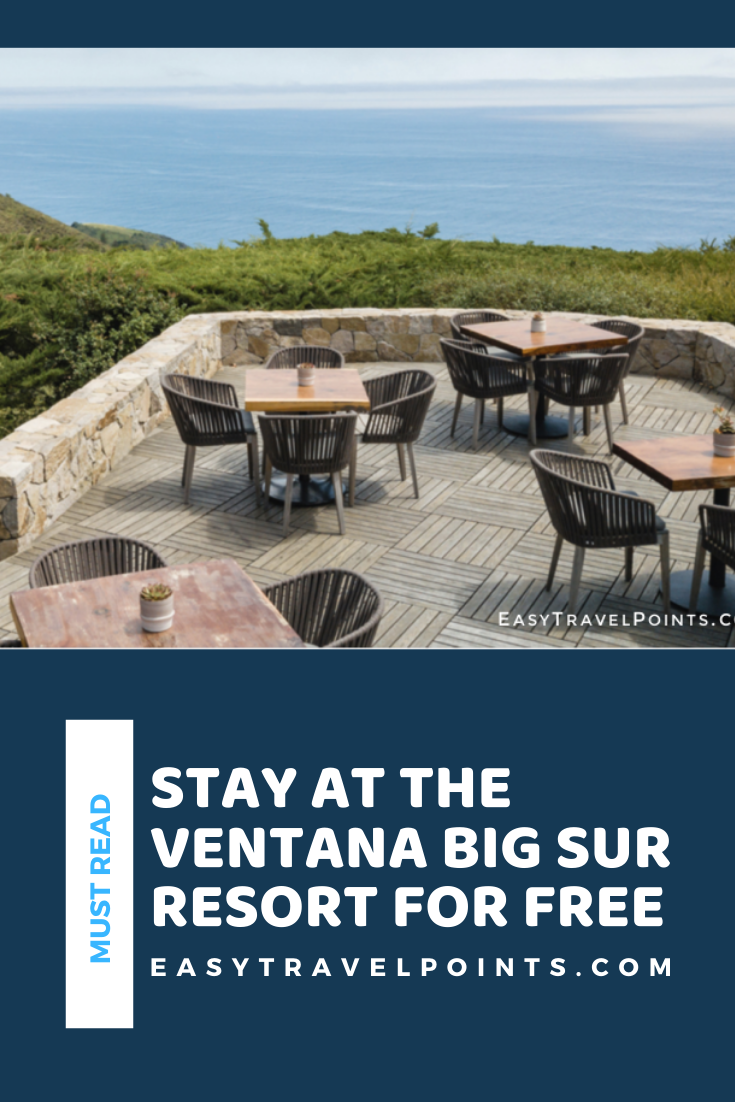 The Ventana Big Sur resort is absolutely amazing! This all-inclusive resort is located in the heart of Big Sur. It's the perfect place to relax and enjoy the great outdoors. You can book this hotel using points so what's normally $2k/night is now FREE! I'll show you everything you need to know to enjoy. #ventanabigsurreview #freehotelstay #couplestravel #pointsandmiles #freetravel